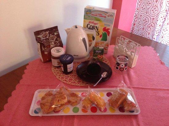 B&B Nonna Lina: Ecco un esempio delle fantastiche colazioni mediterrane che potrete gustare presso il nostro B&B