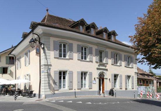 Auberge de Prangins: Hôtel