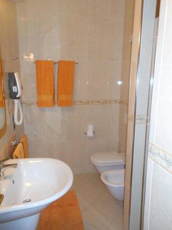 Hotel Panoramic: Il bagno