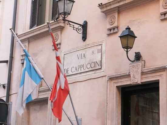 Museum and Crypt of Capuchins: The back road to the Capuchin Crypt
