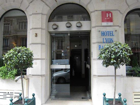 Hotel Lyon Bastille: a