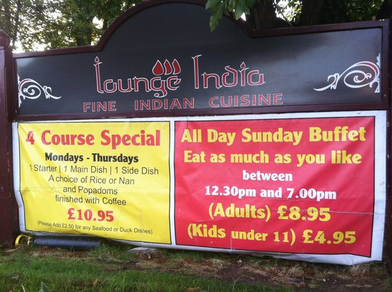 Lounge India: Special offer