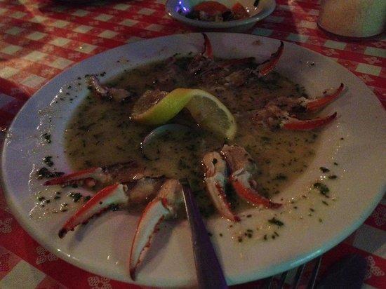 DiBella's Italian Restaurant: Crab Finger App $12.25