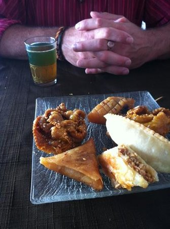 Le Marrakech : les desserts