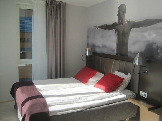 Quality Hotel Waterfront Alesund: Rommet