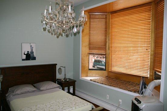 Chez Michelle: chambre