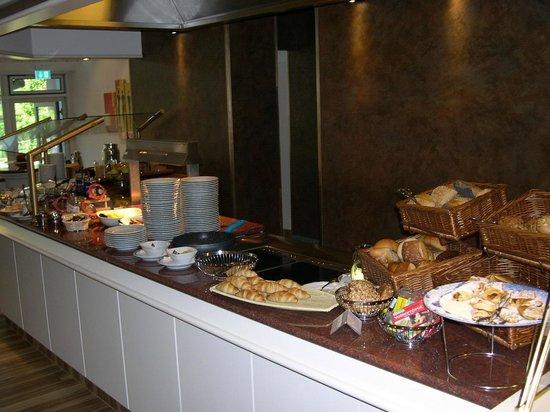 Best Western Parkhotel Weingarten: Frühstück