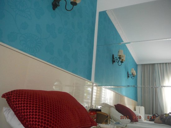 Mio Bianco Resort: our room