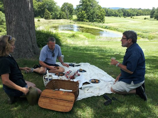 Bonnymeed Farm - Antietam Horse & Carriage Guided Tours: Picnic