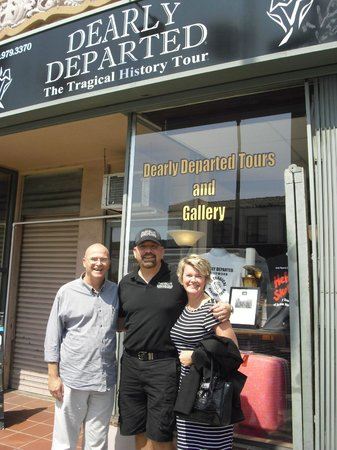 Dearly Departed Tours: Bill and Me with Scott