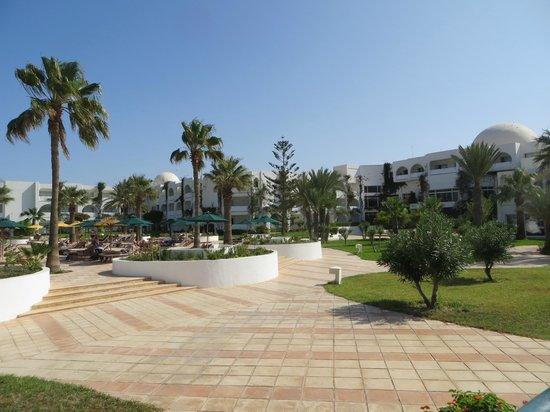 Djerba Plaza Hotel & Spa: L'hôtel Djerba Plaza