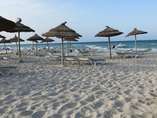 Djerba Plaza Hotel & Spa: Plage du Djerba Plaza