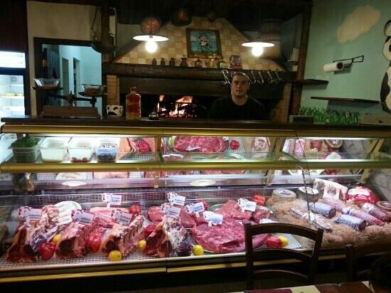 Ristorante griglieria pizzeria porca vacca in roma con for Cucina romana rome