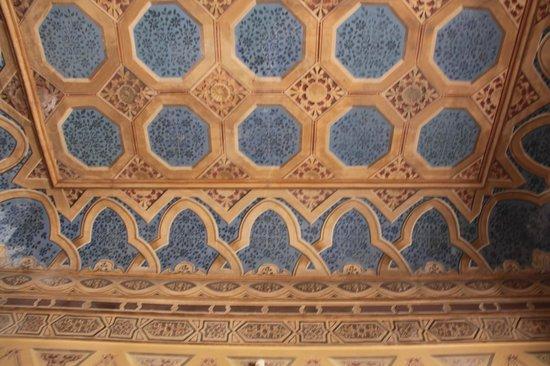 Pestana Palácio do Freixo : Hotel plafond accueil