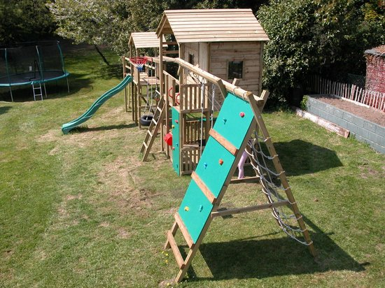 Bexhill Bed and Breakfast: Our fun play area