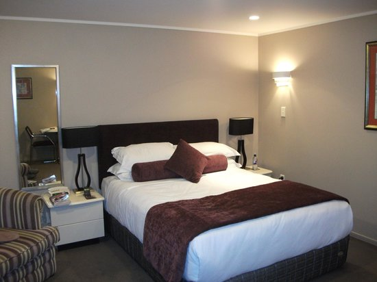 Cornwall Park Motor Inn: Room 7