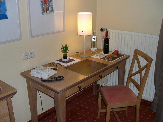 Best Western Premier Alsterkrug Hotel: Zimmer