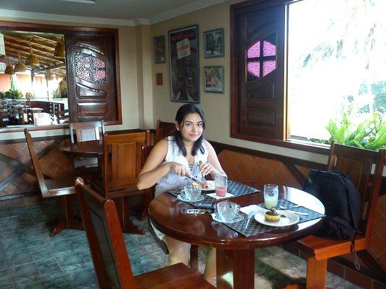 Hotel Garlaban: comer comer kkkk