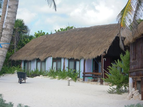 Hemingway Romantic Eco Resort : quasi da cast away