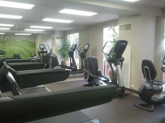 The Westin Palo Alto: Academia - Aparelhos de Cardio