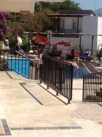 Hotel Letoon: letoon pool .