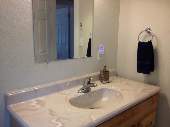 Short Stay Lodgings - Franklin Street Inn: Cleanest Bathroom in Town