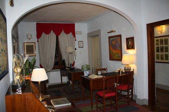 Antica Dimora Johlea: Hotel entrance room