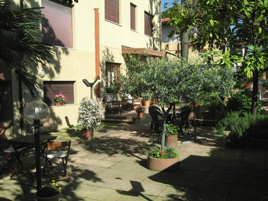 Hotel Giardino: giardino
