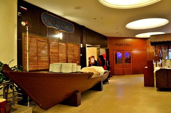 Bayu Beach Resort Port Dickson: The dining facilities