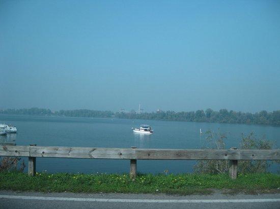 Il Parco della Scienza: lago