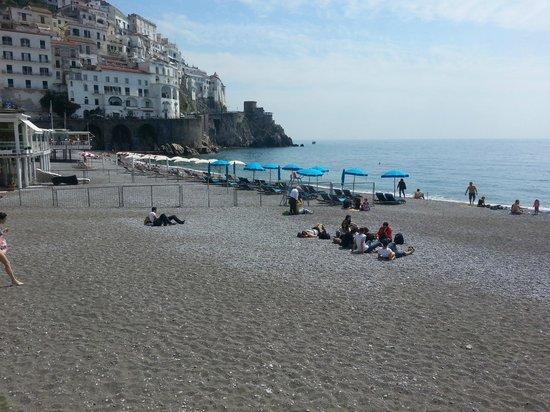 Hotel Europa: spiaggia
