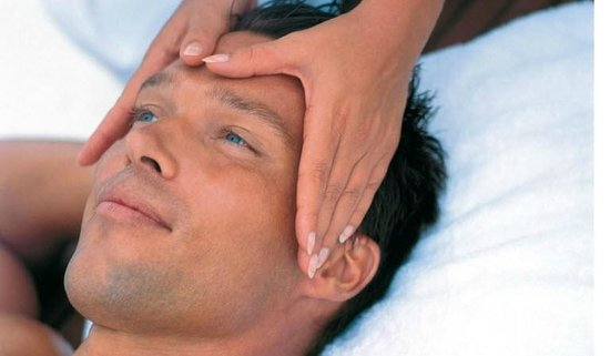 15 Royal Terrace: We also provide spa services for men!