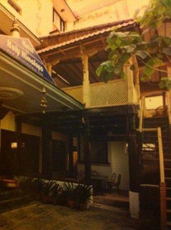 Hotel Holy Himalaya: entrée de Hôtel Holy Himalaya