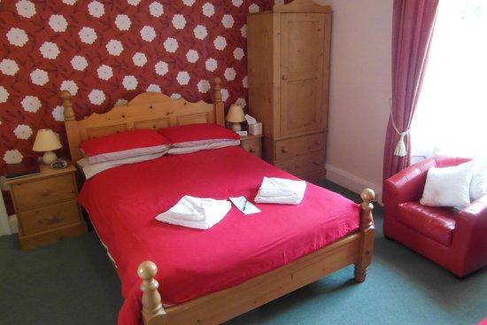 Elim Lodge: en-suite family room sleeps 3