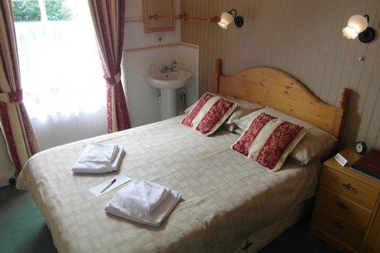 Elim Lodge: standard double room sleeps 2
