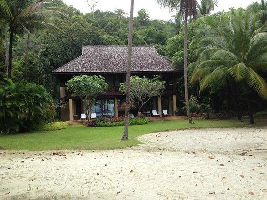 Four Seasons Resort Langkawi, Malaysia: unser Bungalow