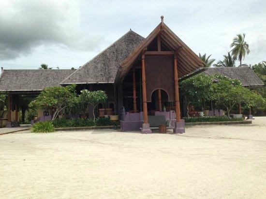 Four Seasons Resort Langkawi, Malaysia: Barbereich