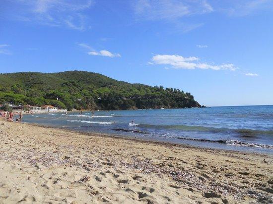 Case per Vacanze Le Pitte: spiaggia