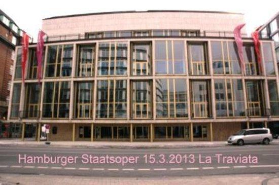 Hamburgische Staatsoper: Liebe, Schmerz und Tod