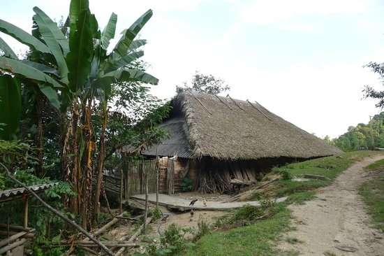 Pan Hou Village: Montagne / Trek