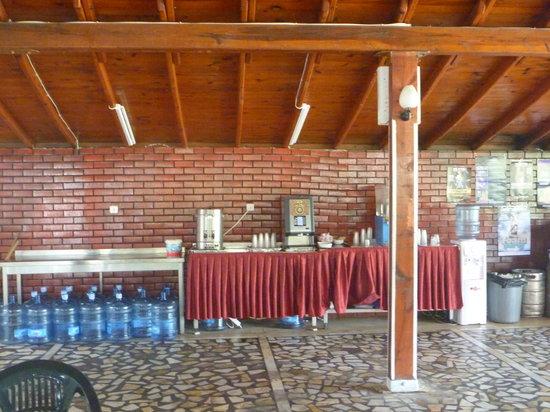 Kami Hotel : restaurant room