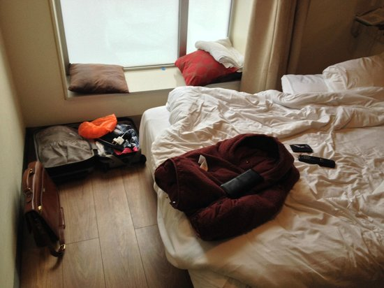 Brunswick Hotel: room