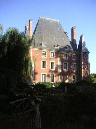 Chateau de Beneauville : Le château