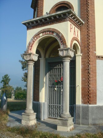 Giaveno, Italy: Ingresso dell'Angelo della Pace