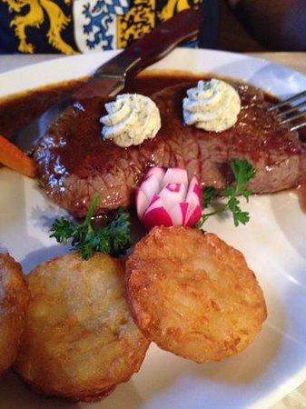 Braustuberl : steak