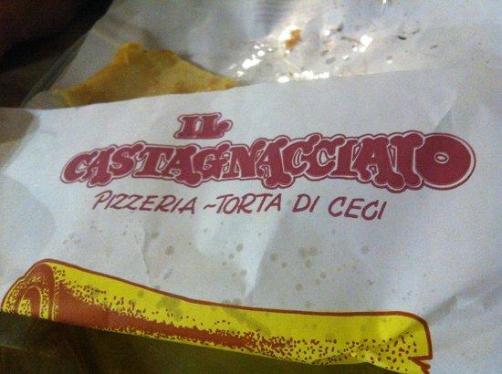 Pizzeria Il Castagnacciaio: Poesia