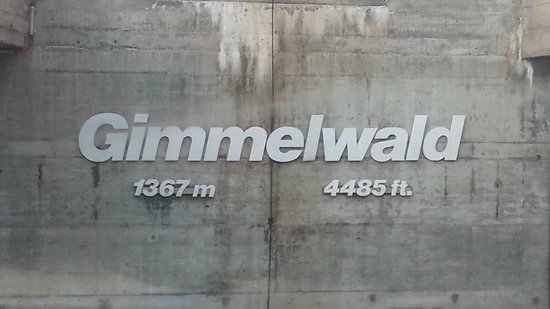 Pension Gimmelwald: Gimmilwald info
