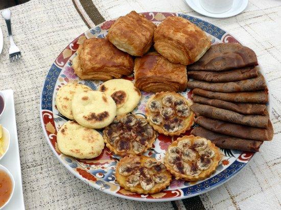 Riad Dar Darma: breakfast