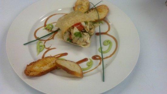 Carmen's : crab martini bowl only at Camens