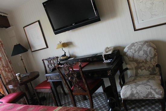 Saybrook Point Inn & Spa : Our room